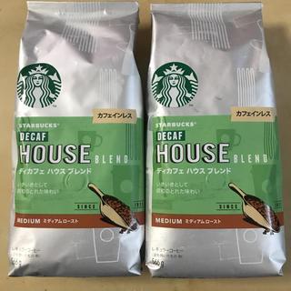 Starbucks Coffee - コストコ スターバックス カフェインレスディカフェ ハウスブレンド 566g×2
