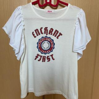 イングファースト(INGNI First)のイングファースト半袖Tシャツ(Tシャツ/カットソー)