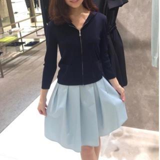 M-premier - エムプルミエ エムプルミエクチュール スカート 水色