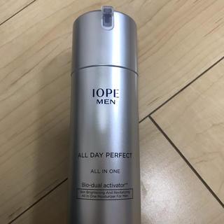 アイオペ(IOPE)のアイオペ メンズ オールインワンジェル(オールインワン化粧品)