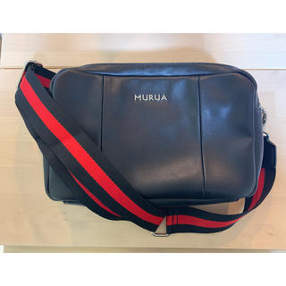 MURUA - MURUA ショルダーバッグ 黒