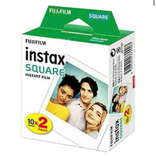 富士フイルム - instax square film 20枚 新品