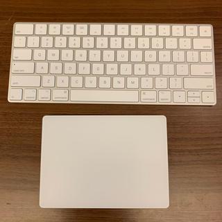 Apple - 美品Magic Keyboard 2 Magic Trackpad 2セット