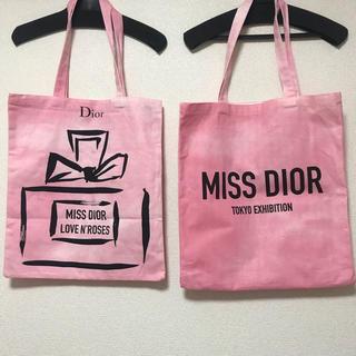 ディオール(Dior)のDior♥MISS DIOR♥トート♥バッグ(トートバッグ)