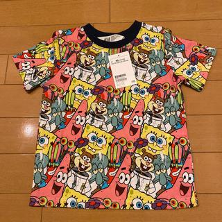 H&M - スポンジボブ Tシャツ H&M