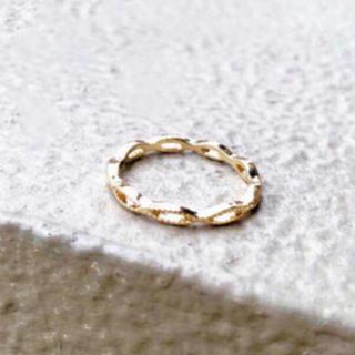 アリシアスタン(ALEXIA STAM)の[ナイトセール] full moon ring* フルムーンリング(リング)