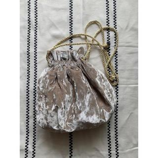 ビューティアンドユースユナイテッドアローズ(BEAUTY&YOUTH UNITED ARROWS)の巾着バッグ(ハンドバッグ)