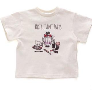 BREEZE - BREEZE(ブリーズ)半袖Tシャツ Girls Tシャツ90㎝