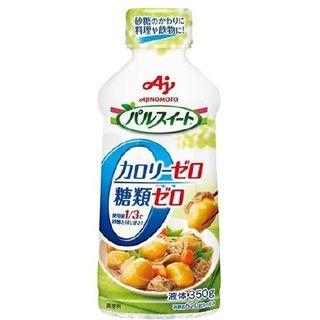 アジノモト(味の素)のAJINOMOTO パルスイート® カロリーゼロ 液体タイプ 350g(調味料)