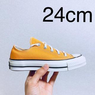 CONVERSE - 24cm ★サンフラワーCONVERSEチャックテイラー新品正規品ct70