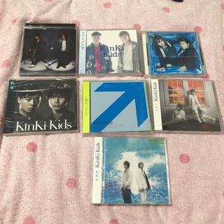 キンキキッズ(KinKi Kids)の即購入OK★KinKi Kids★CDまとめ売り(ポップス/ロック(邦楽))