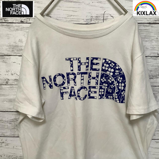 THE NORTH FACE - [一点物] [THE NORTH FACE] ビッグロゴ ユニセックス 即決価格