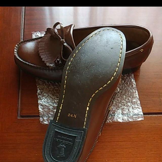 REGAL(リーガル)のリーガル ローファー 24.5cm REGAL レディースの靴/シューズ(ローファー/革靴)の商品写真