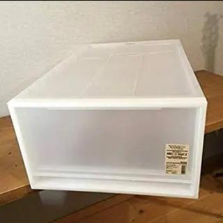ムジルシリョウヒン(MUJI (無印良品))の無印 PPケース ポリプロピレンケース(ケース/ボックス)