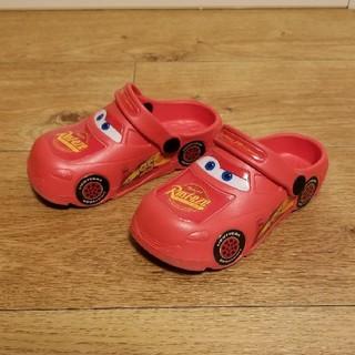 Disney - カーズ マックイーン 車 サンダル 16cm