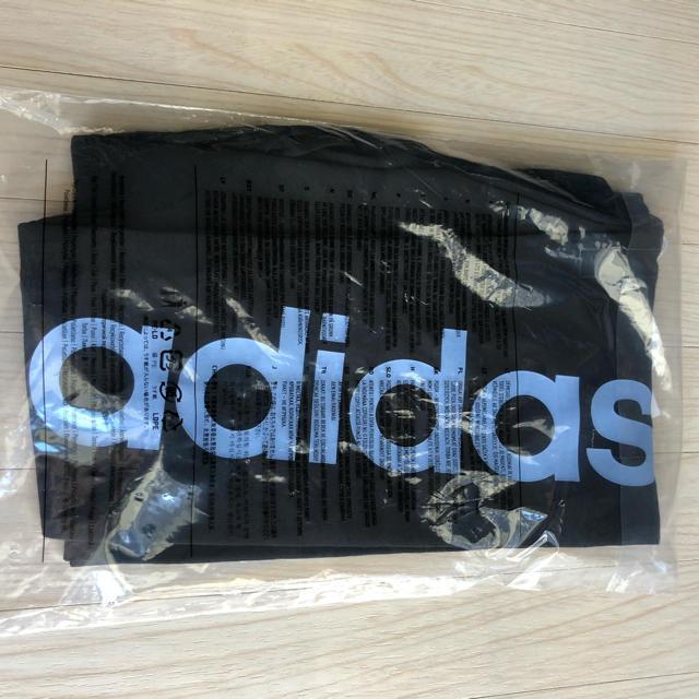 adidas(アディダス)の新品未使用 adidas アディダス リニア レギンス スパッツ タイツ ロゴ レディースのレッグウェア(レギンス/スパッツ)の商品写真