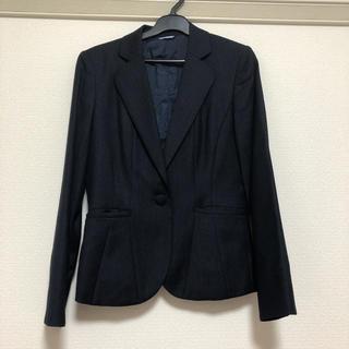 アオヤマ(青山)の洋服の青山 スカートスーツ上下セット(スーツ)