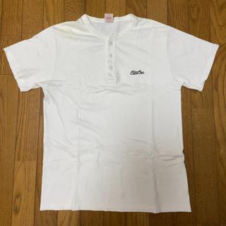 キャリー(CALEE)のCALEE ヘンリーネックT(Tシャツ/カットソー(半袖/袖なし))
