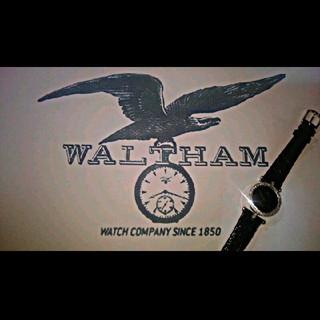 PEACH JOHN - WALTHAM・1980's・vintage・diamond