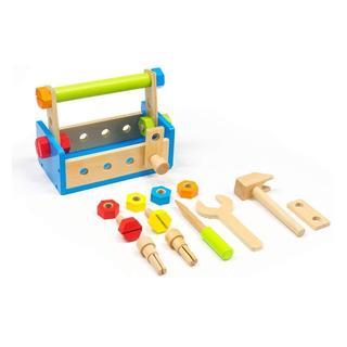 RiZKiZ 木製 工具セット ネジ付属 知育玩具 リズキズ 新品