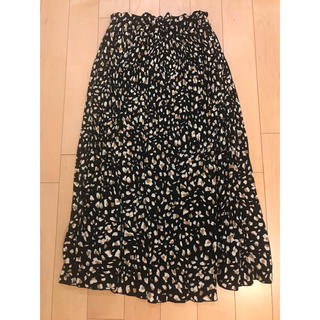 CECIL McBEE - セシルマクビー✨ヒョウ柄スカート新品✨即購入OK