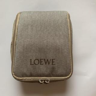 LOEWE - ロエベ JAL コラボ アメニティバック