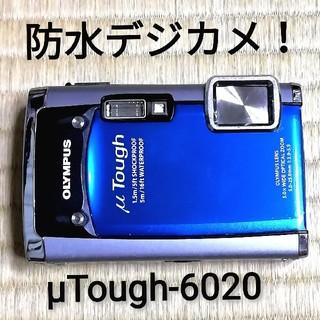OLYMPUS - 防水デジカメ❗OLYMPUS µTOUGH-6020