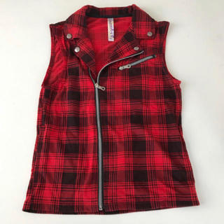 スピナッシュ ベスト メンズ ジッパー ノースリーブ ジャケット ロック バンド(Tシャツ/カットソー(半袖/袖なし))