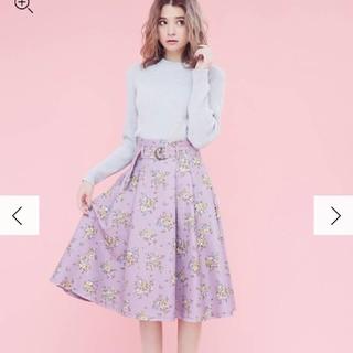 ダズリン(dazzlin)のダズリン スカート (ひざ丈スカート)