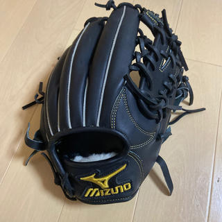 MIZUNO - ミズノプロ 内野手用 グローブ