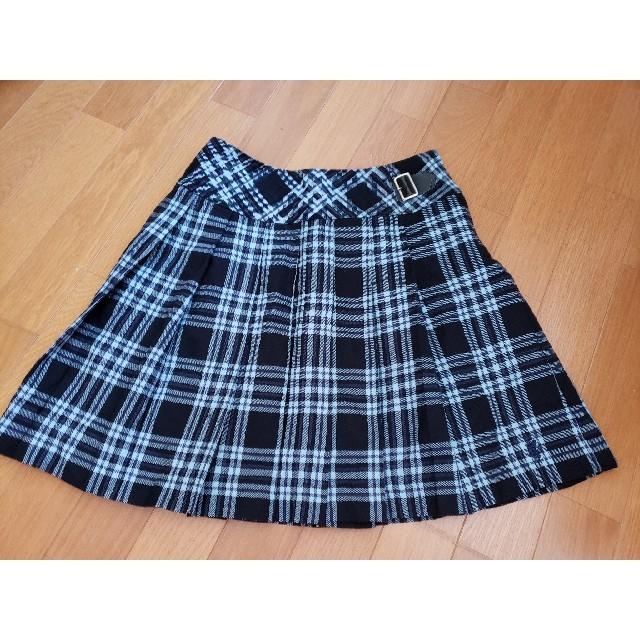 THE SCOTCH HOUSE(ザスコッチハウス)のTHE  SCOTCH HOUSE プリーツスカート160A キッズ/ベビー/マタニティのキッズ服女の子用(90cm~)(ドレス/フォーマル)の商品写真