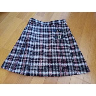 パーソンズ(PERSON'S)のPERSON'S プリーツスカート165(スカート)