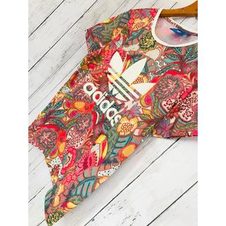 adidas - 七色果実園芸術限定映えアディダスオリジナルスTシャツ ナイキ ZARA Y3