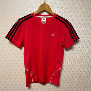 アディダス(adidas)の♦️ドライ素材♦️アディダス♦️レディース♦️半袖Tシャツ/トレーニングウェア(Tシャツ(半袖/袖なし))
