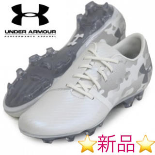 UNDER ARMOUR - ⭐️新品未使用⭐️  アンダーアーマー サッカースパイク