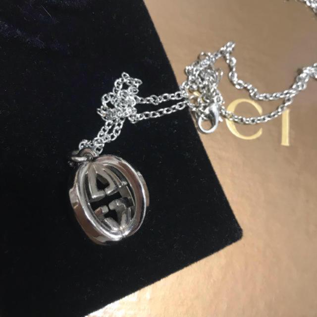 Gucci(グッチ)のGUCCIネックレス メンズのアクセサリー(ネックレス)の商品写真