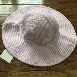 ラルフローレン(Ralph Lauren)の新品(46㎝)■ラルフローレン/RALPHLAUREN■ベビーハット/帽子(帽子)