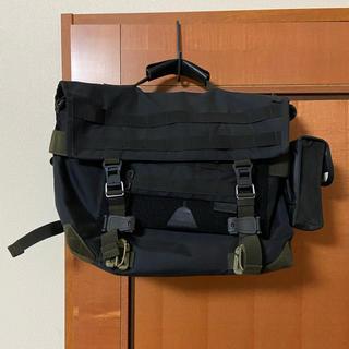 Bag Jack Pogo molle CATHEDRAL SP 純正ポーチ付き(メッセンジャーバッグ)