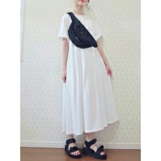 titivate - 【新品*タグ付き】titivate ロングワンピース