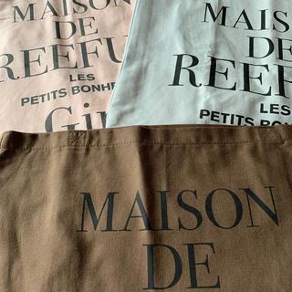 Maison de Reefur - メゾンドリーファーショッパー