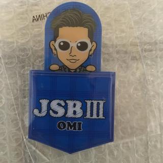 三代目 J Soul Brothers - 登坂広臣 シールポケット