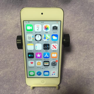 アイポッドタッチ(iPod touch)のiPod touch 第6世代シルバー(16GB)送料無料(ポータブルプレーヤー)