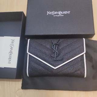 Yves Saint Laurent Beaute - 早い者勝ち♪Saint Laurent  財布  中古品