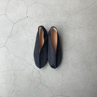 jonnlynx - 新品 pelleq China shoes ブラック 38