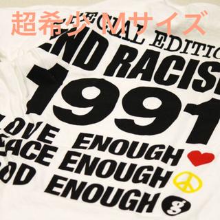 グッドイナフ(GOODENOUGH)の✨GOOD ENOUGH FRAGMENT IA 藤原ヒロシ Mサイズ 白✨(Tシャツ/カットソー(半袖/袖なし))