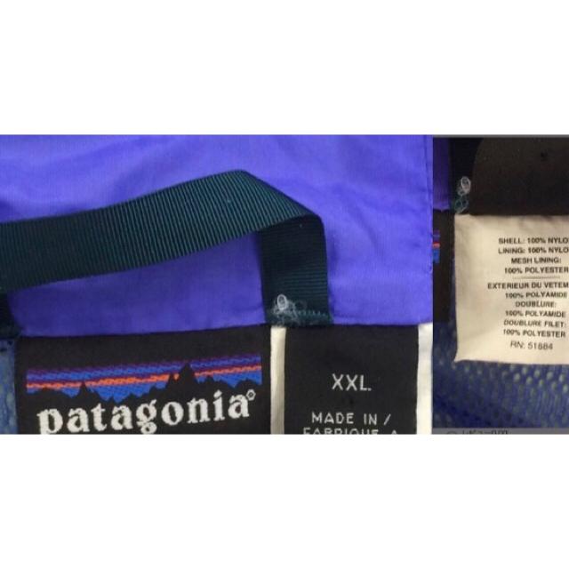 patagonia(パタゴニア)のOLD Patagonia パタゴニア Skanorak Top/XXL メンズのジャケット/アウター(ブルゾン)の商品写真