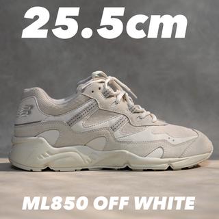 ニューバランス(New Balance)の新品 ML850CG OFF WHITE 25.5cm(スニーカー)