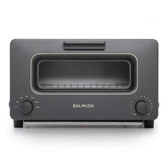 バルミューダ(BALMUDA)のBALUMUDA(バルミューダ ) スチームトースター BK(調理機器)