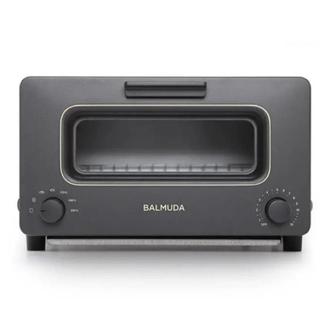 BALMUDA - BALUMUDA(バルミューダ ) スチームトースター BK