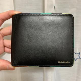 ポールスミス(Paul Smith)のポールスミス アーティストストライプポップ 2つ折り財布 ヴィヴィアン グッチ(折り財布)